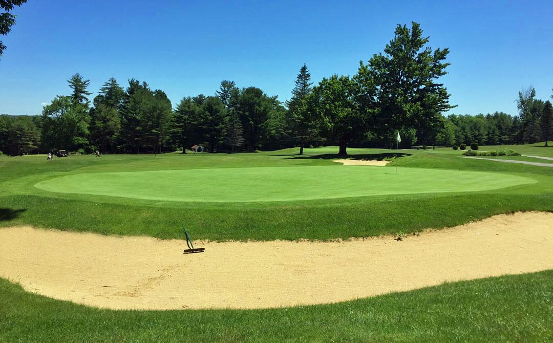 White Mountains Area Golf Course Bridgton Highlands Country Club