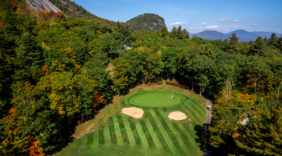White Mountains Area Golf Course Hales Location Golf Course