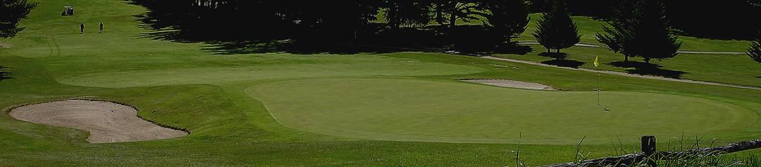White Mountains Area Golf Course Indian Mound Golf Club